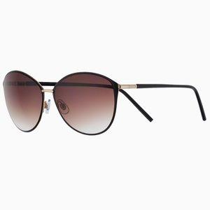 Gradient Cat Eye Sunglasses